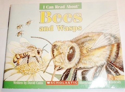 9780439783842: Bees and Wasps (I Can Read About)