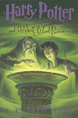Harry Potter and the Half-Blood Prince (Book: J. K. Rowling