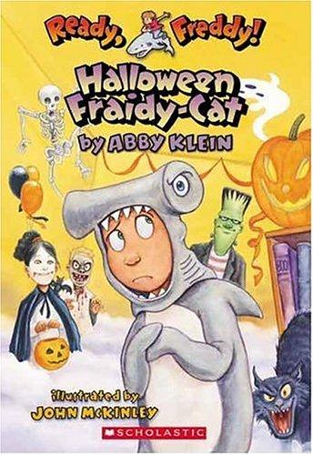 9780439784573: Halloween Fraidy-Cat (Ready, Freddy! No.8)