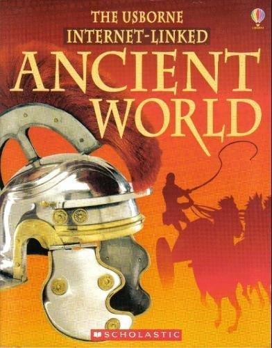 Usborne Internet-Linked Ancient World: Fiona Chandler