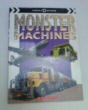 9780439785297: Monster Machines (Twenty4sevens)