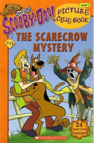 The Scarecrow Mystery (Scooby-Doo! Picture Clue Book, No. 23): Shannon Penney