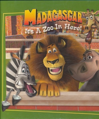 9780439785853: Madagascar: It's a Zoo in Here!