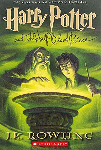 Harry Potter 6 Half-blood Prince