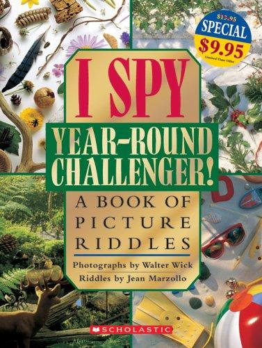 9780439787260: I Spy: Year-round Challenger
