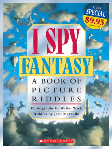 9780439787321: I Spy Fantasy: A Book of Picture Riddles