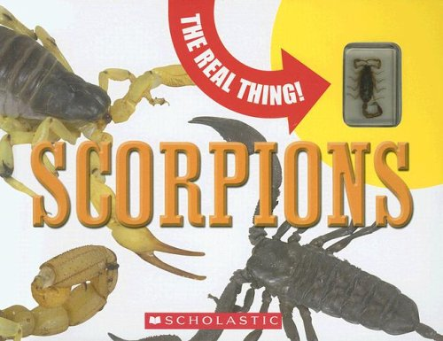 9780439787932: Scorpions (The Real Thing)