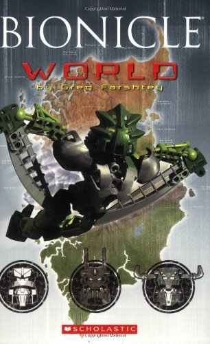 Bionicle World: Farshtey, Greg
