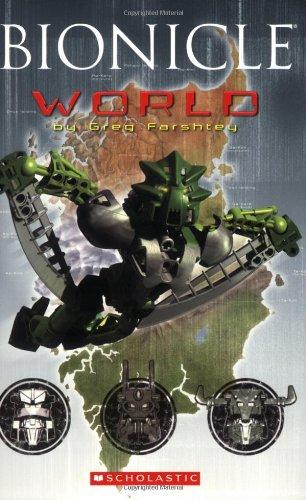 9780439787963: Bionicle World