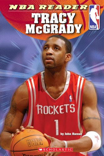 9780439788038: NBA Reader: Tracy Mcgrady