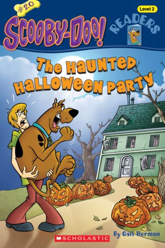 9780439788113: The Haunted Halloween Party (Scholastic Readers: Scooby-Doo)