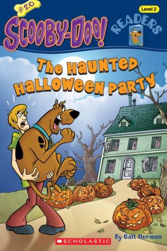 9780439788113: The Haunted Halloween Party (Scholastic Readers: Scooby-Doo)