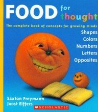 9780439788953: Food for Thought: The Complete Book of Concepts for Growing Minds