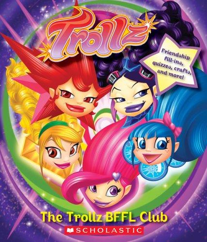 9780439789318: Trollz Bffl Club (with Pen W/trollz Hair)