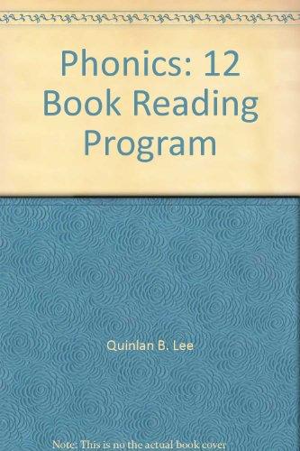 9780439789462: Phonics: 12 Book Reading Program