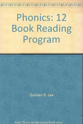 Phonics: 12 Book Reading Program: Scholastic