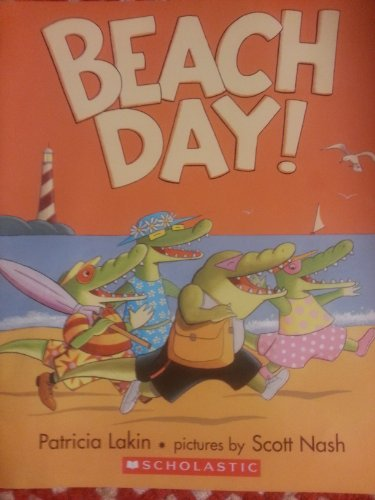 9780439790673: Beach Day!