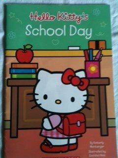 9780439791090: Hello Kitty's School Day
