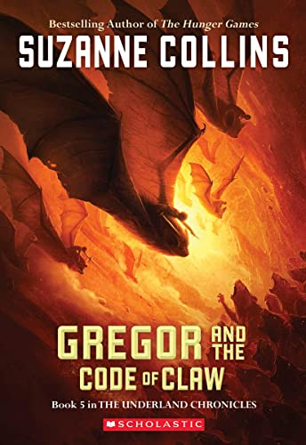 9780439791441: Gregor and the Code of Claw (Underland Chronicles, Book 5)