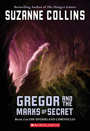 9780439791465: Gregor and the Marks of Secret (Underland Chronicles)