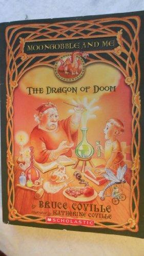 9780439791533: Moongobble And Me: The Dragon Of Doom