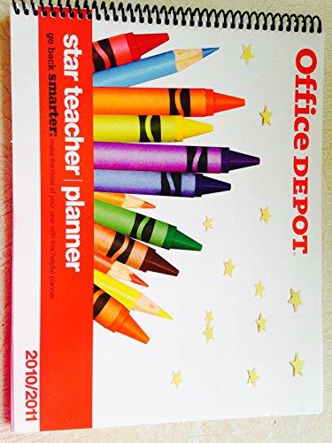 9780439792172: Star Teacher Planner (from Office Depot)