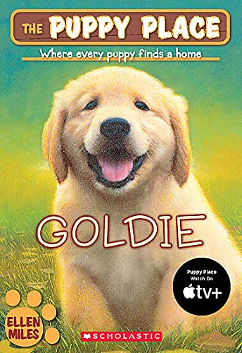 9780439793797: Goldie (The Puppy Place)