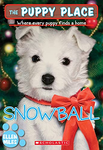 9780439793803: Snowball (Puppy Place)