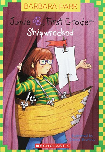 9780439793896: Junie B., First Grader: Shipwrecked