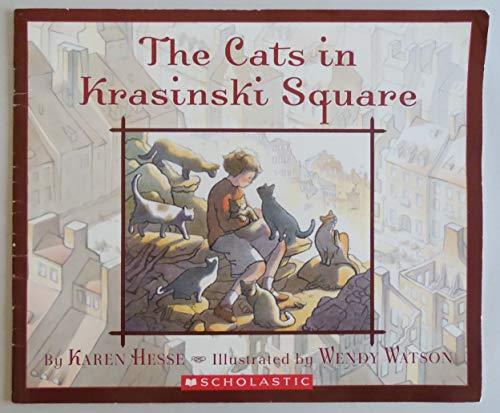 9780439794244: The Cats in Krasinski Square