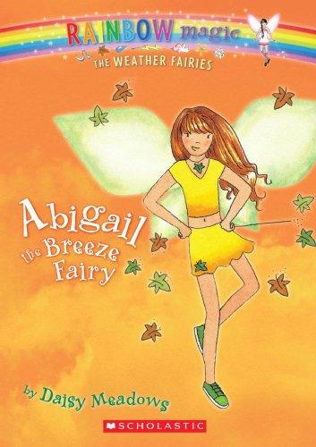 9780439796132: Abigail The Breeze Fairy (Weather Fairies)