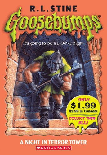 9780439796255: A Night In Terror Tower (Goosebumps)