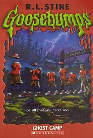 9780439796279: Goosebumps: Ghost Camp