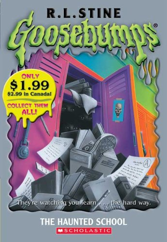 9780439796330: The Haunted School (Goosebumps)