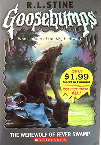 9780439796354: Goosebumps: Werewolf Of Fever Swamp