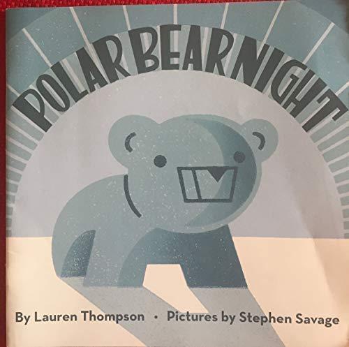 9780439797085: Polar Bear Night