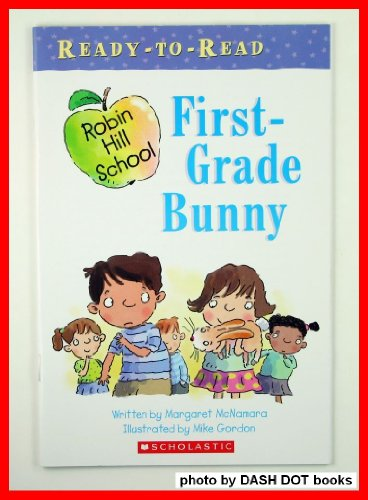 9780439798013: FIRST-GRADE BUNNY (PB) - READY TO READ