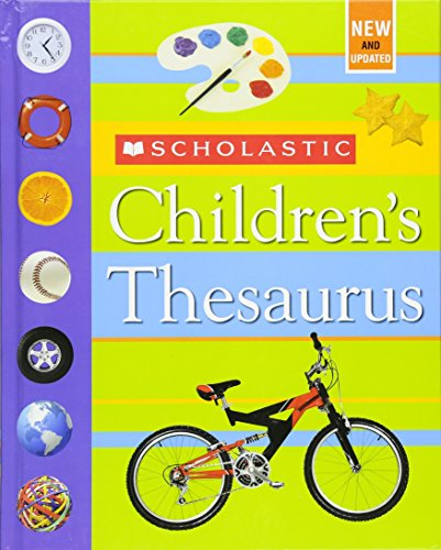 9780439798310: Scholastic Children's Thesaurus
