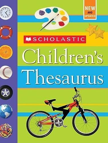 9780439798310: Scholastic Children's Thesaurus