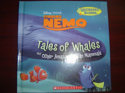 9780439798846: Finding Nemo Tales of Whales (Disney Pixar)
