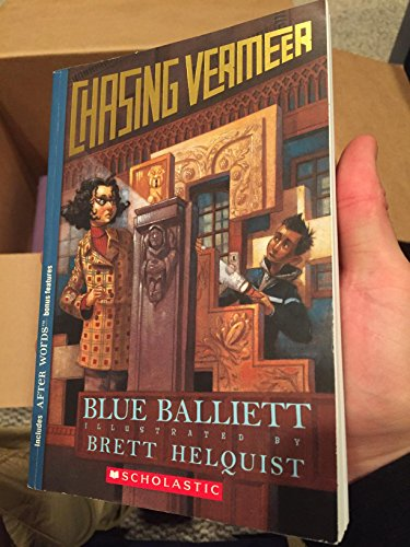 9780439799270: Chasing Vermeer (Includes After Words Bonus Features (Apple Paperbacks) by Ba...