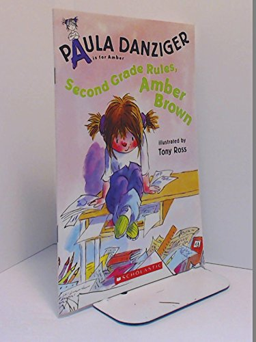 9780439799836: Second Grade Rules, Amber Brown