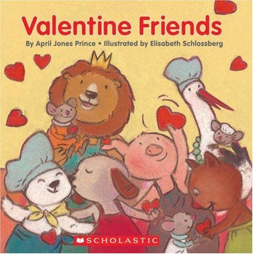 9780439799997: Valentine Friends