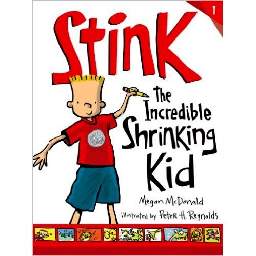 9780439800877: Stink, the Incredible Shrinking Kid