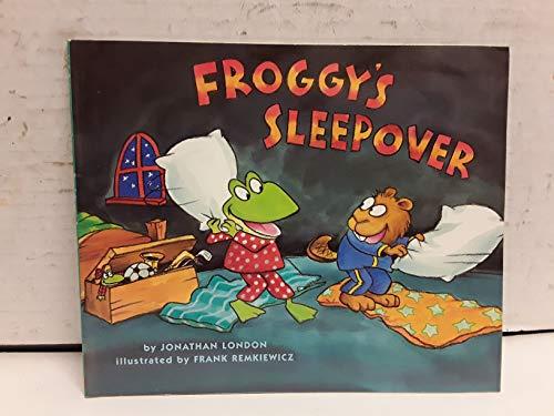 9780439800969: Froggy's Sleepover