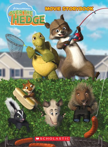 9780439801454: Movie Storybook (Over The Hedge)