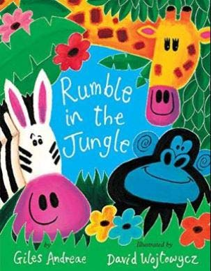 9780439806732: Rumble in the Jungle (Audio CD)