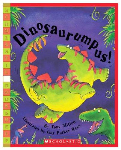 9780439806787: Dinosaurumpus!