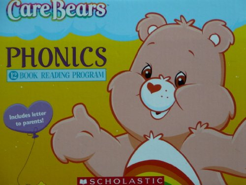 9780439808347: CareBears Phonics 12 Book Reading Program - Scholastic Version