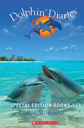 9780439808446: Into the Blue/Touching the Waves/Riding the Storm (Dolphin Diaries, Books 1-3) (3 Books in 1)